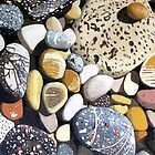 Still Life With Rocks by Richard Klekociuk