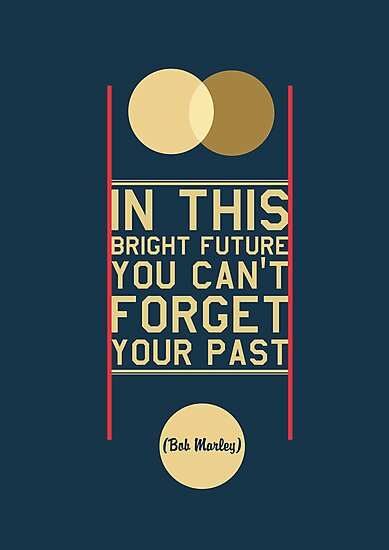 Typography Posters - Bob Marley Quotes by ozyardiansyah