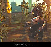 My Pet Zylug by Joseph Maas