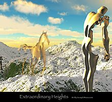 Extraordinary Heights by Joseph Maas