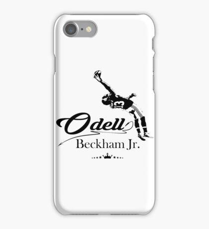 Odell Beckham Jr. Shirt iPhone Case/Skin