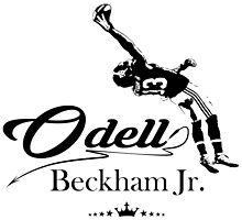 Odell Beckham Jr. Shirt by trevorhelt