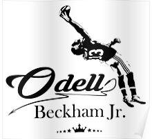 Odell Beckham Jr. Shirt Poster