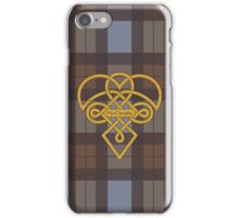Tartan Plaid Mo Chridhe  iPhone Case/Skin