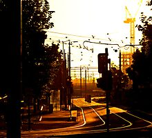 Hell's gates by Ruben D. Mascaro