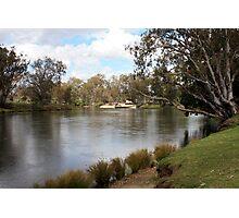 Murray River Albury-Wodonga VIC Photographic Print