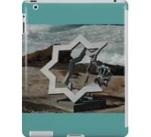 Star Of David @ Sculptures By The Sea iPad Case/Skin