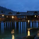 Pangkor Laut by night by breewood
