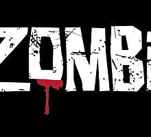 iZombie logo by trevorhelt
