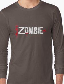 iZombie logo Long Sleeve T-Shirt