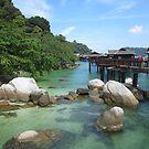 Pangkor Laut, Malaysia by breewood