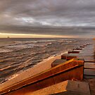 Sunlight at Bispham. by Lilian Marshall