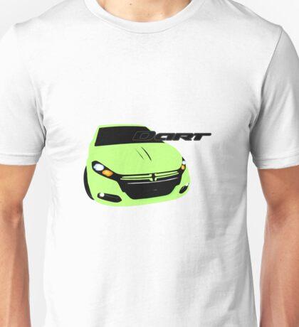 Dodge Dart - CitrusPeel Pearl Unisex T-Shirt