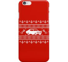 Datsun 610 Ugly Sweater iPhone Case/Skin