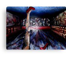 night club dream Canvas Print