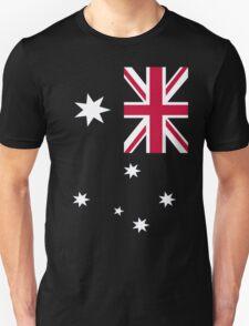 Big Aussie Flag T-Shirt