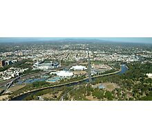 City of Melbourne VIC Photographic Print
