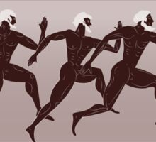 Ancient Greek figure Sticker