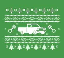 Datsun 620 Ugly Sweater Kids Clothes