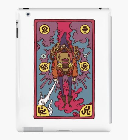 Undying Soldier iPad Case/Skin