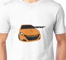 Dodge Dart - Header Orange / Vitamin C Unisex T-Shirt