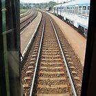 Rail Journey by Deanne Chiu