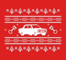 Datsun 510 Ugly Sweater Kids Clothes