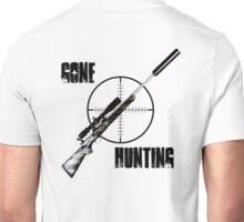 Gone Hunting Unisex T-Shirt