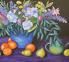 Blooming Beautiful by Susan Moss