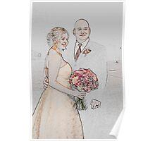 Wedding Memory Poster