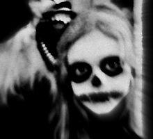 Look Behind You!! by blackalbino