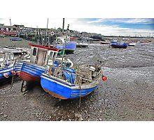 Fishing Fleet - Paddy's Hole Photographic Print