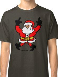 Dancing Santa Claus Classic T-Shirt