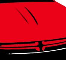 Dodge Dart - Redline Pearl Sticker