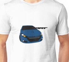Dodge  Dart - True Blue Unisex T-Shirt
