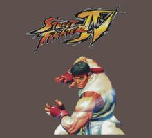 SF4-Ryu by Mr.A Li
