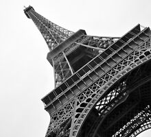 Paris on your iPhone by arybus