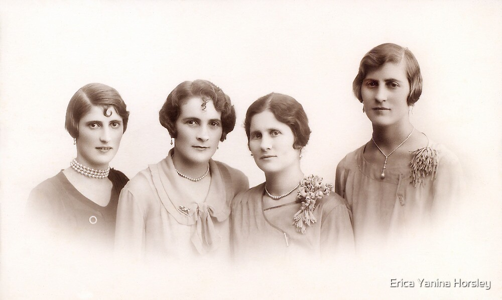 The Sisters by Erica Yanina Horsley