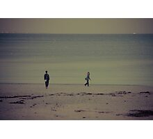 Belle-ile, plage #2 Photographic Print