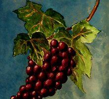 Grapes by Kostas Koutsoukanidis