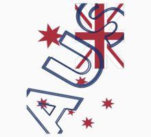AUS Flag by Craig Stronner