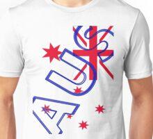 AUS Flag Unisex T-Shirt