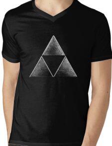 Force of three v 2 Mens V-Neck T-Shirt