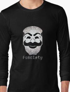 Fsociety Long Sleeve T-Shirt