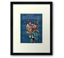 Starry Starry Night... Framed Print