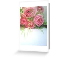 Max Rosy Greeting Card