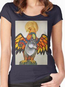 Karen's Totem Tee Women's Fitted Scoop T-Shirt