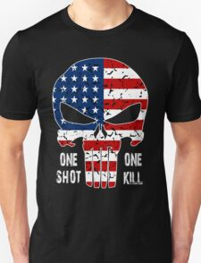 American Sniper One shot one kill T-Shirt