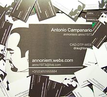 Networking Me by AnnoNiem