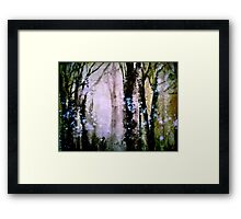 Saturday in the Park.. Framed Print